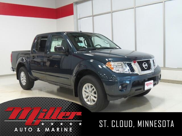 new 2017 nissan frontier crew cab 4x4 sv v6 auto crew cab pickup in st cloud 60997 miller. Black Bedroom Furniture Sets. Home Design Ideas